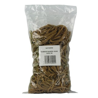 Size 34 Rubber Bands (454g Pack) 310506