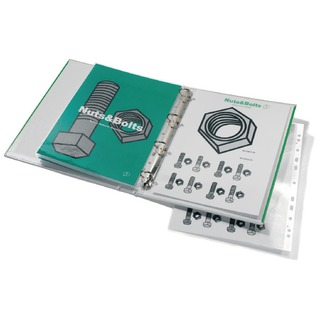 Laminating A4 Pouch Filing 150micron (100 Pack) 41664