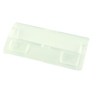 Clear Suspension File Tabs (50 Pack)