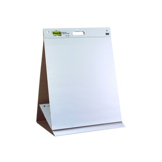 Post-it Super Sticky Table Top Easel Pad (6 Pack)
