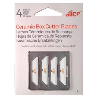 Blades for Box Cutters 34mm (4 Pack)