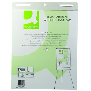 Self Adhesive A1 Flipchart (2 Pack)