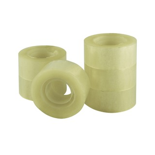 Polypropylene Tape 24mm x 33m (6 Pack)