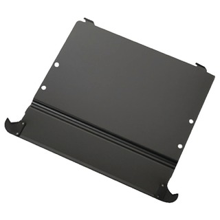Filing Cab Compress Plate (5 Pack) Black PCF744FP5
