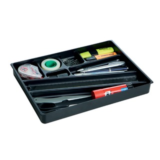 Black Desk Drawer Organiser 1712004058