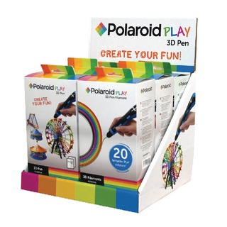 Play 3D Pen and Filament Counter Display Unit 3D-PL-DP-2001-