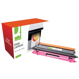 Brother Remanufactured Magenta Toner Cartridge High Yield