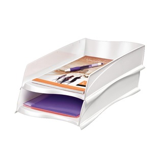 Ellypse Xtra Strong White Letter Tray 1003000021