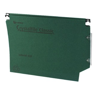 Crystalfile Classic Green 30mm Lateral File (25 Pack) 3000109