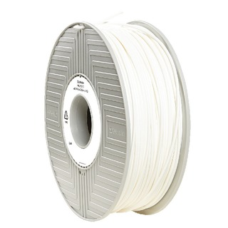 ABS 3D Printing White Filament 2.85mm 1kg Reel
