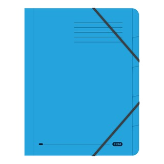 Strongline 5 Part Blue File (5 Pack) 100090166