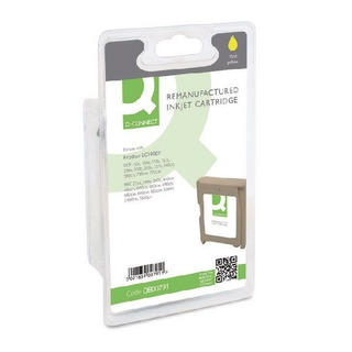 Brother Reman Inkjet Cartridge Yellow LC1000Y