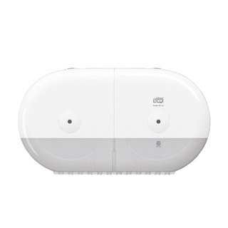 SmartOne Twin Mini Toilet Paper Dispenser 682000