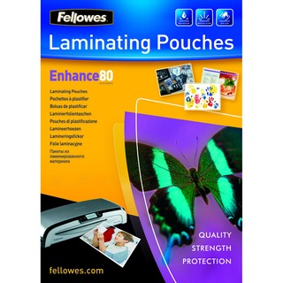 A4 Enhance Laminating Pouches 160 Micron (25 Pack)