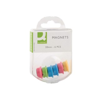 24mm Assorted Magnets (60 Pack)