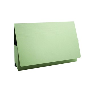 Green Probate Document Wallet (25 Pack) PRW2-GRN