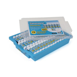 Education Gluestick 20g in Gratnells Tray (72 Pack) G207