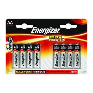 MAX E91 AA Batteries (8 Pack) E3