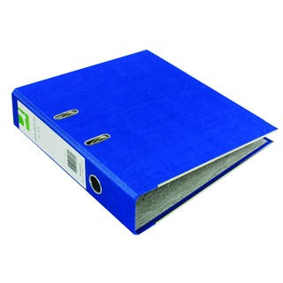 Blue A4 Paperbacked Lever Arch File (10 Pack)