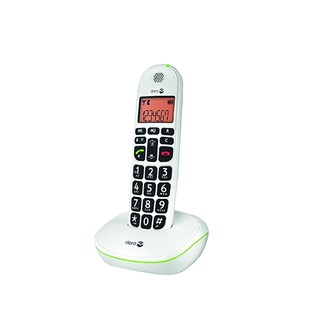 DECT Cordless Telephone Big Button PHONEEASY 100W