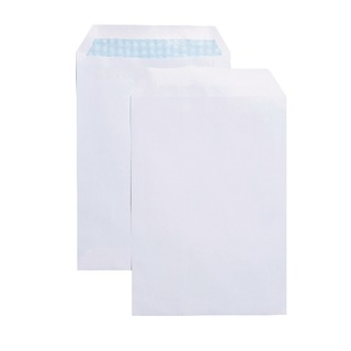 C5 Envelope 90gsm Self Seal White (500 Pack) 2898