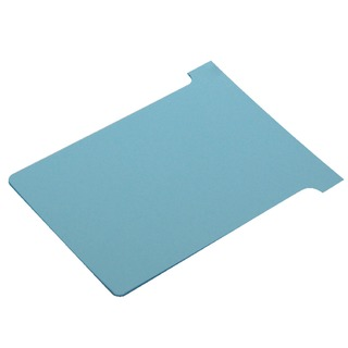 Size 3 Light Blue T-Card (100 Pack) 32