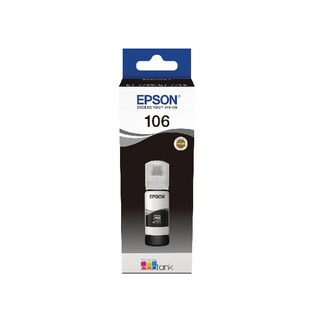 106 EcoTank Photo Black Ink Bottle C13T00R1