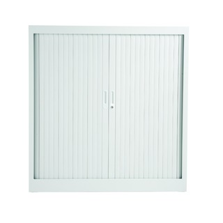 alos Side Opening Tambour 1050 White