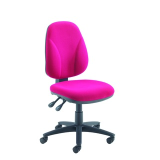 Concept High Back Maxi Tilt Operator Claret Chair