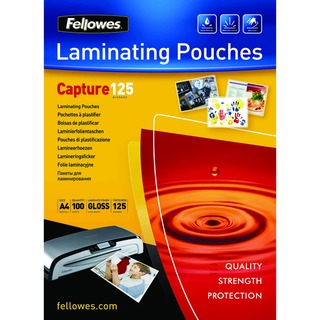 A4 Capture Laminating Pouch 250 Micron (100 Pack) 55307401