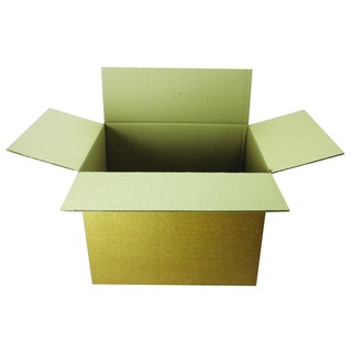 Double Wall Corrugated 610 x 457 x 457mm Brown Cardboard Boxes (15 Pack) SC-6