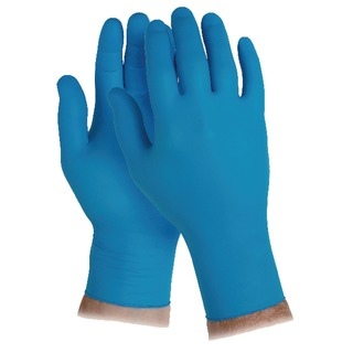 Kleenguard G10 Arctic Blue Safety Large Gloves (200 Pack)