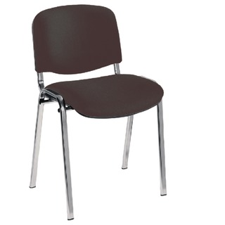 Ultra Stacker Chair Charcoal