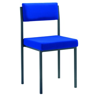 Blue Multi-Purpose Stacking Chair