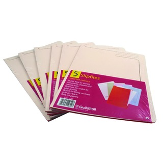 Assorted Slipfile (50 Pack) 4600Z
