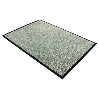 Black and White Dust Control Door Mat 1200x1800mm 49180DCBWV
