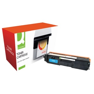 Brother Remanufactured Cyan Toner Cartridge
