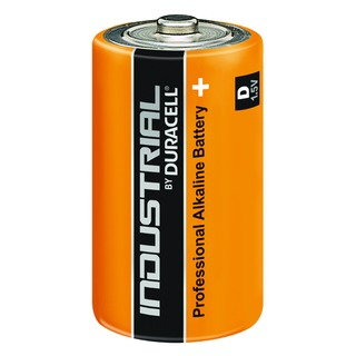 Industrial D Alkaline Batteries 81451917 (10 Pack)
