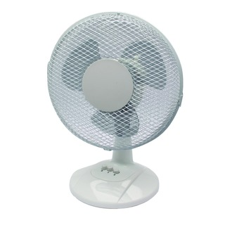 2-Speed 230mm/9 Inch Desktop Fan
