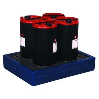 Blue Can Tray 4 Can Capacity 31