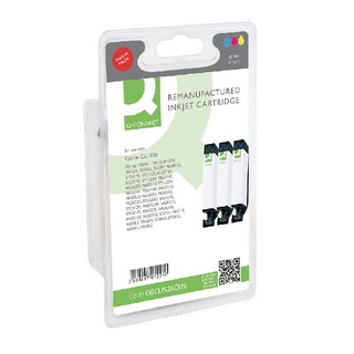 Canon CLI-526 Ink Cartridge Multipack CMY (3 Pack) 4541B009AA-COMP