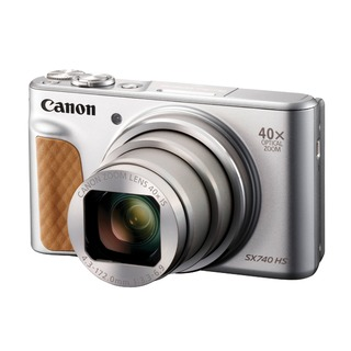 Powershot SX740 Silver HS Camera