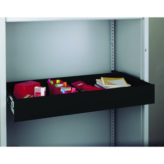 Rollout Drawer 4in Light Grey RODWR4-45