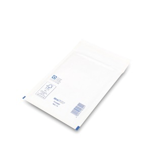 Bubble Lined Envelope Size 3 150x215mm White (100 Pack)