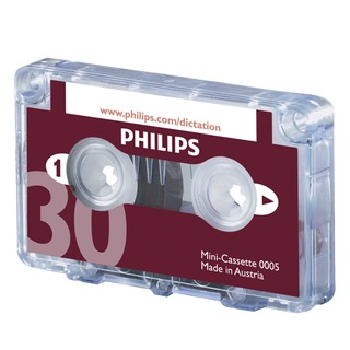 Dictation Cassette 30 Minutes (10 Pack) LFH0005/3