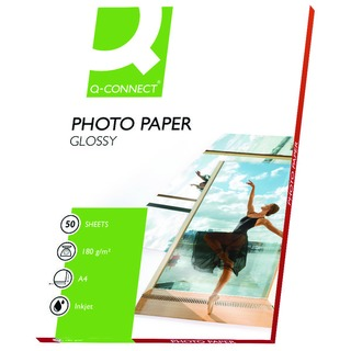 A4 Gloss Photo Paper 180gsm (50 Pack)
