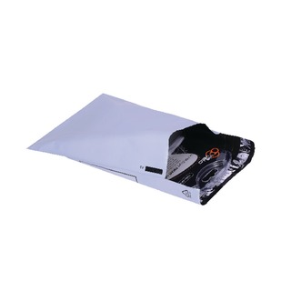 Secure 230 x 162mm Opaque Lightweight Polythene Envelope (100 Pack)