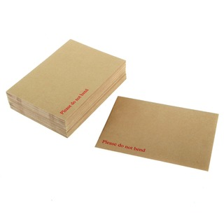 458 x 324mm 115gsm Manilla Pl/Sl Board Back C3 Envelope (50 Pack)