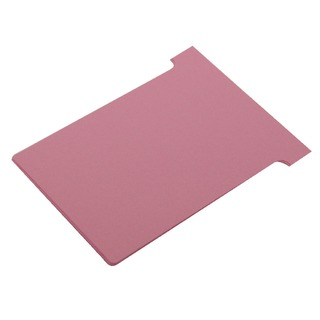 Pink A110 Size 4 T-Cards (100 Pack)