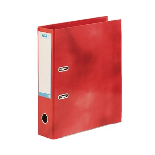 Classy 70mm Red A4 Lever Arch File
